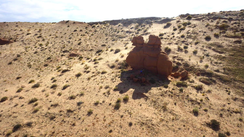 Ugg Tower - looks like a camel