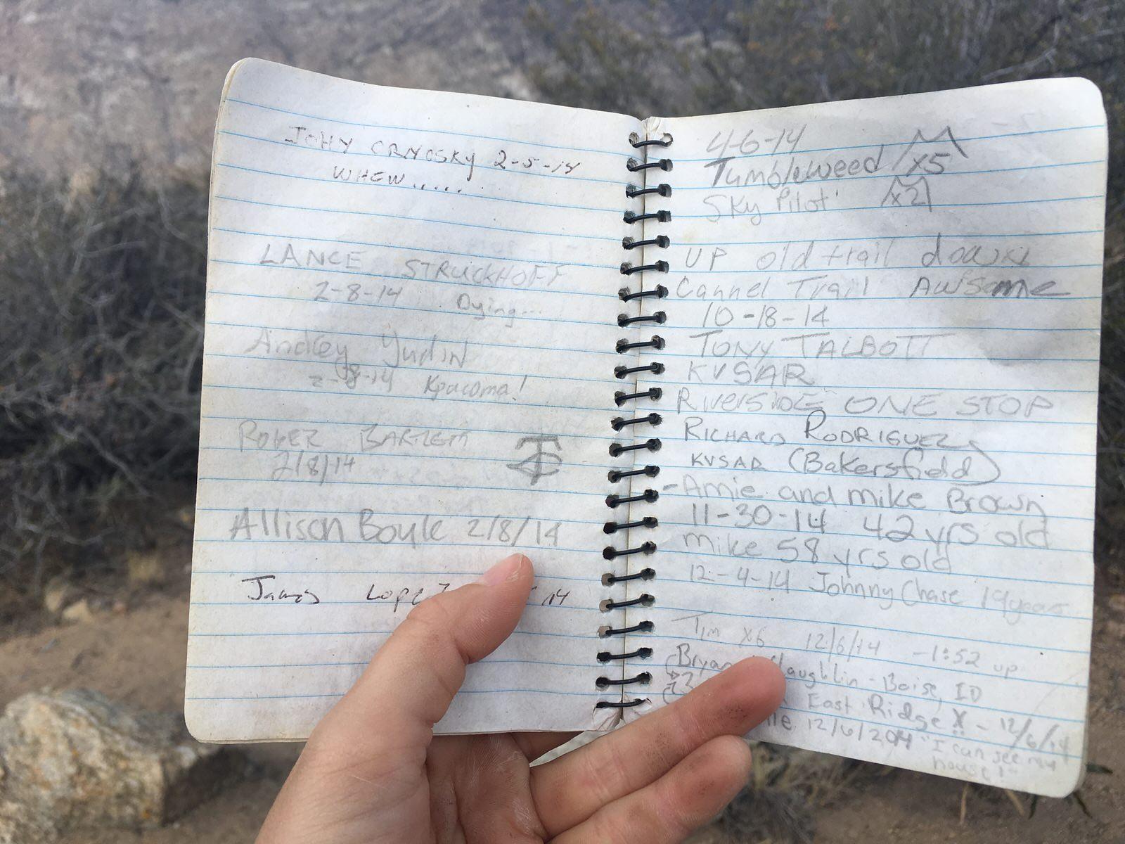 summit-register-hike-powers-peak-kernville-california-2