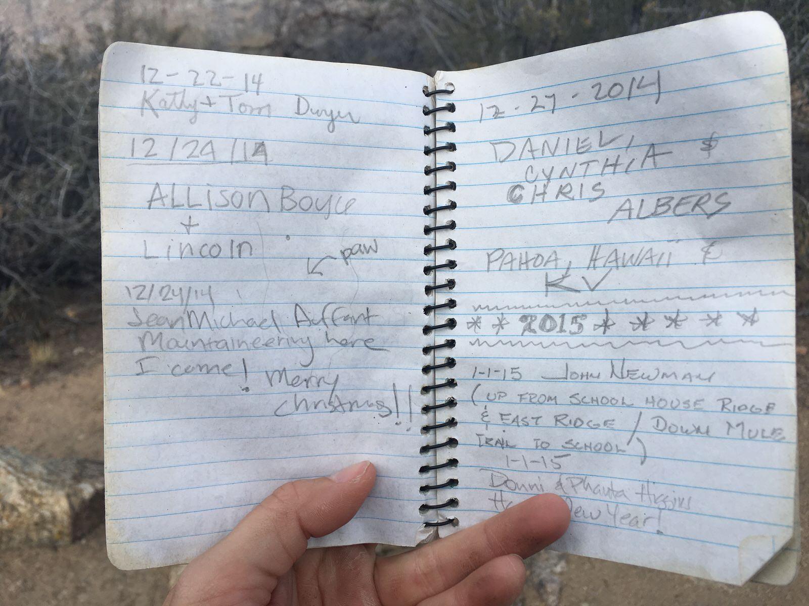 summit-register-hike-powers-peak-kernville-california-3