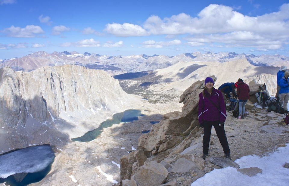 hiker-at-trail-crest-mount-whitney