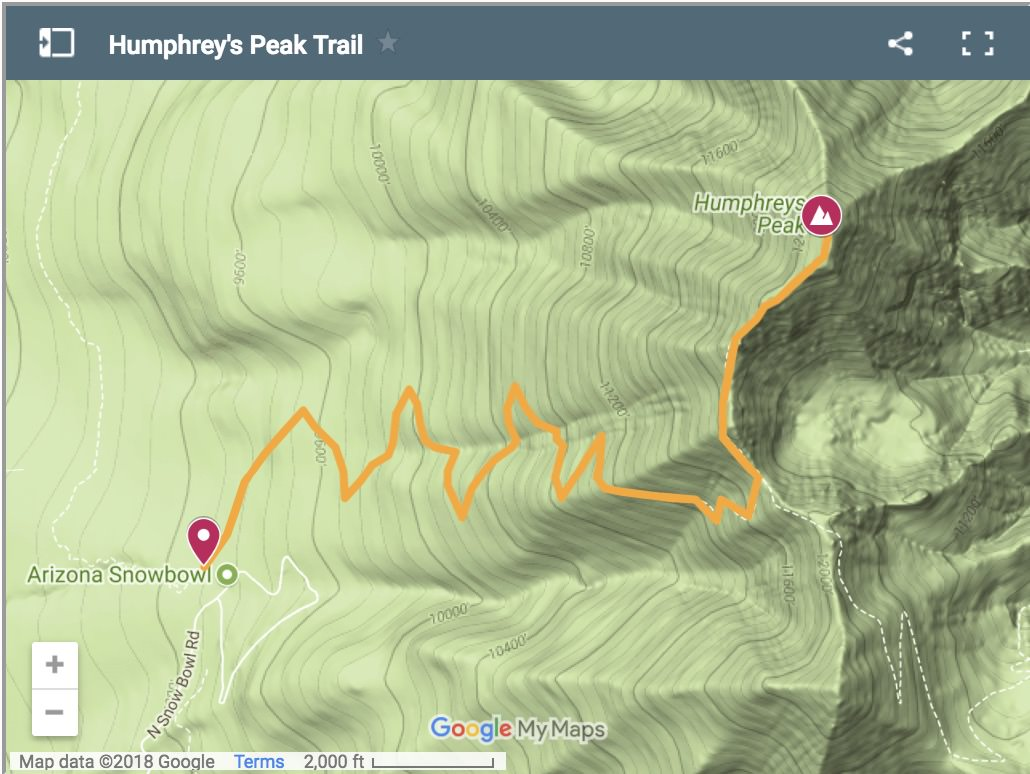 humphreys-peak-trail-gps-map-file