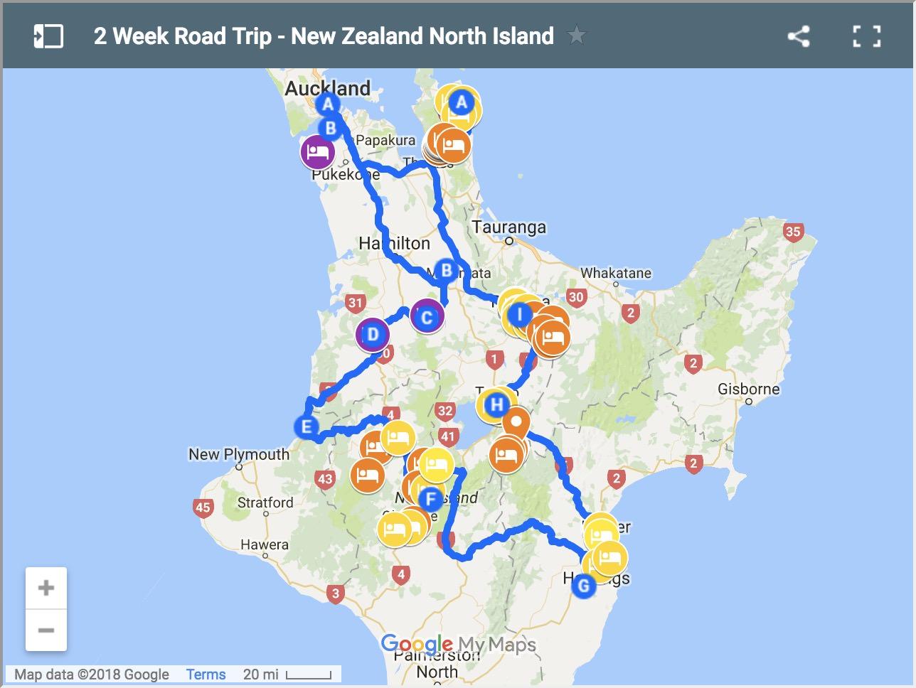 road-trip-new-zealand-north-island-map