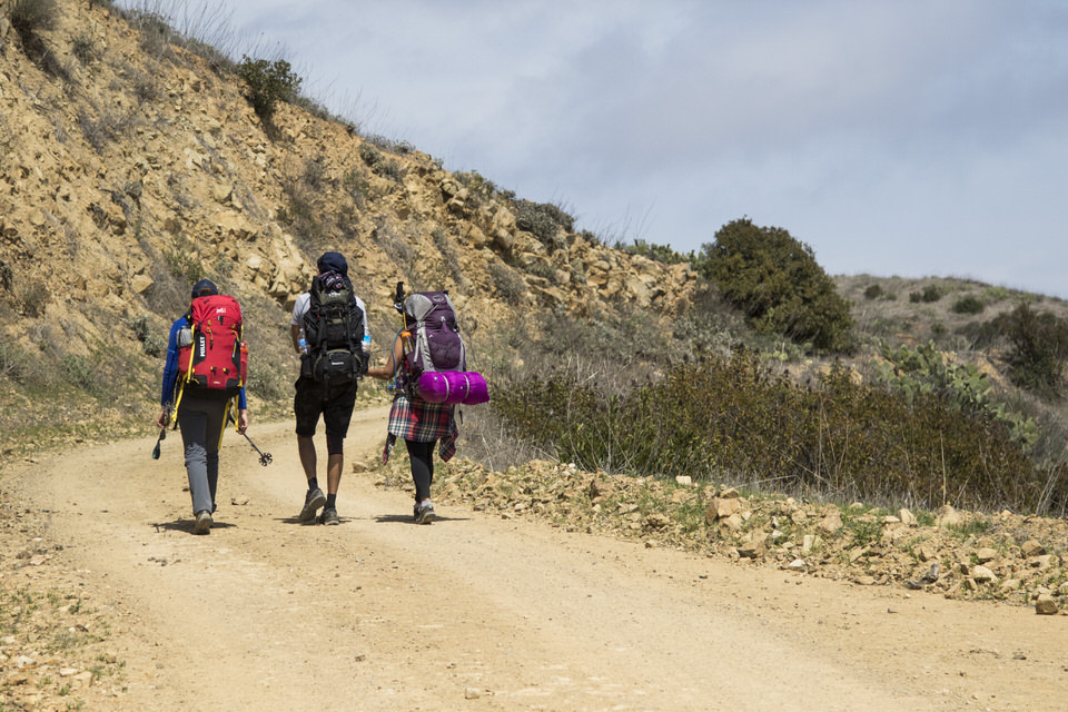 hikers-trans-catalina-trail