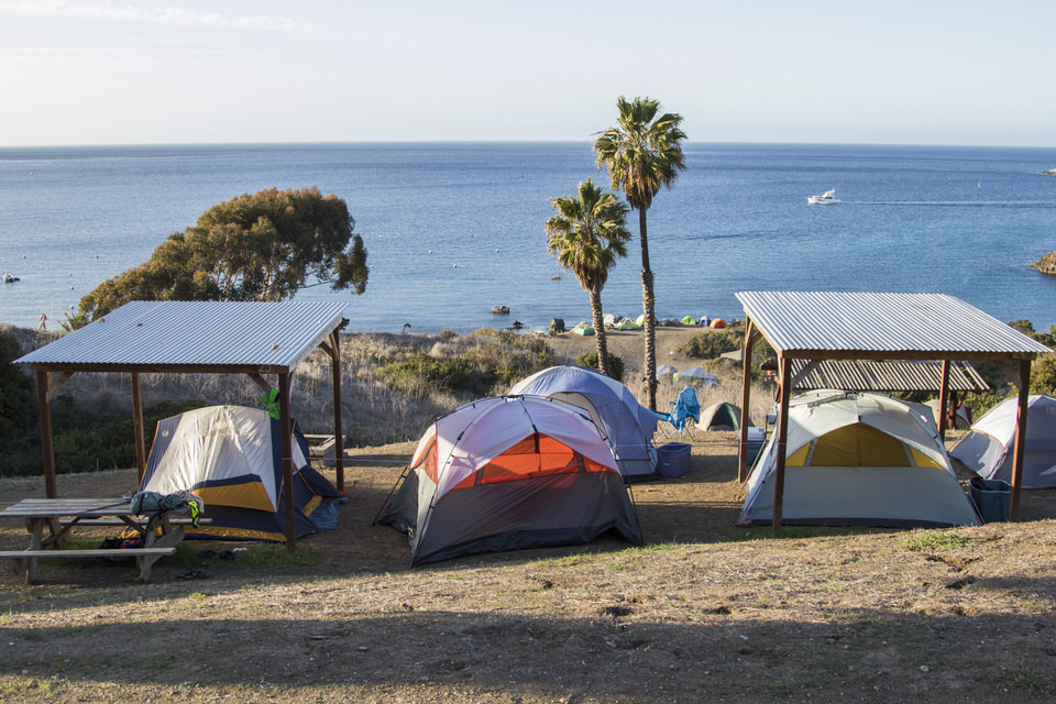 two-harbors-campground-catalina-island