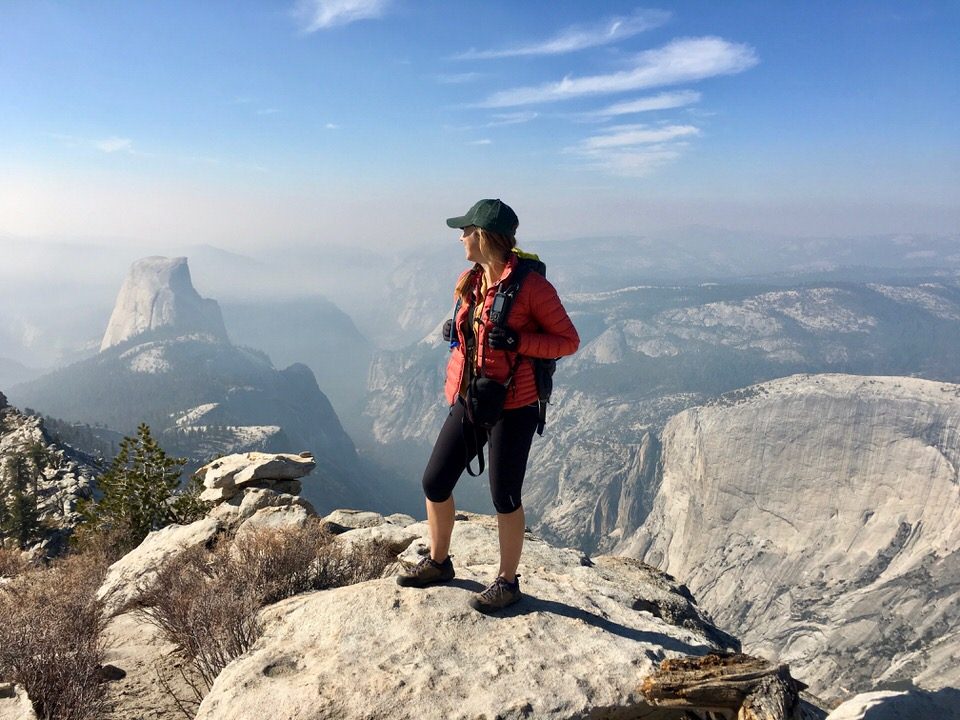 Clouds Rest hike provides you with some of the best views in the Valley and an epic view of Half Dome.