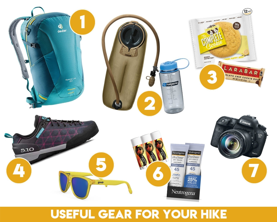 What to Bring on Your Hike to Angels Landing