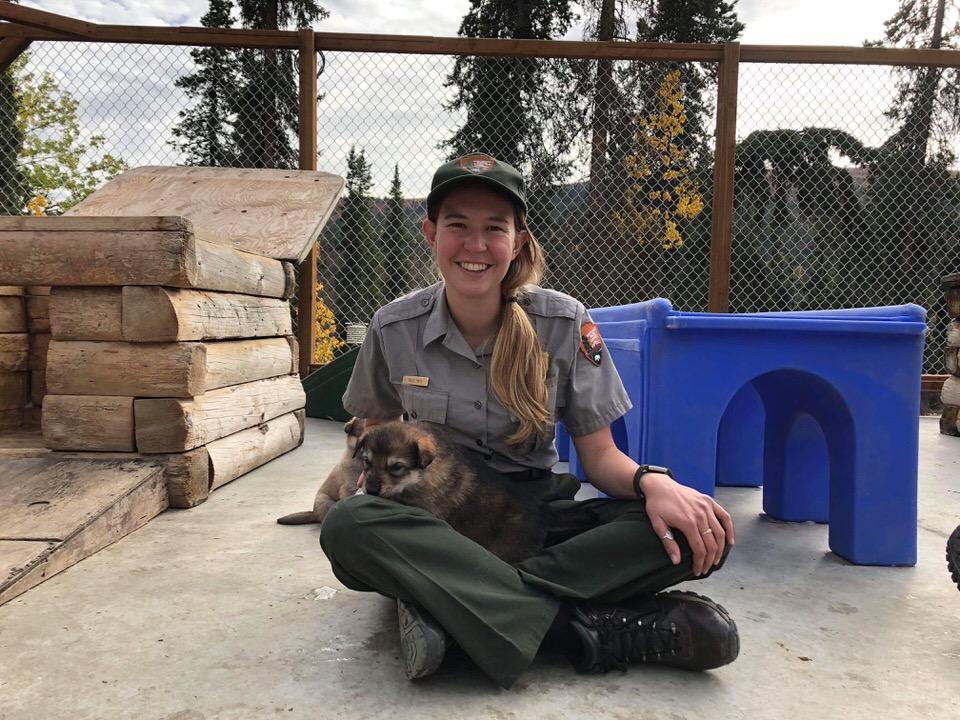 Riley Roves is a Denali National Park Ranger.