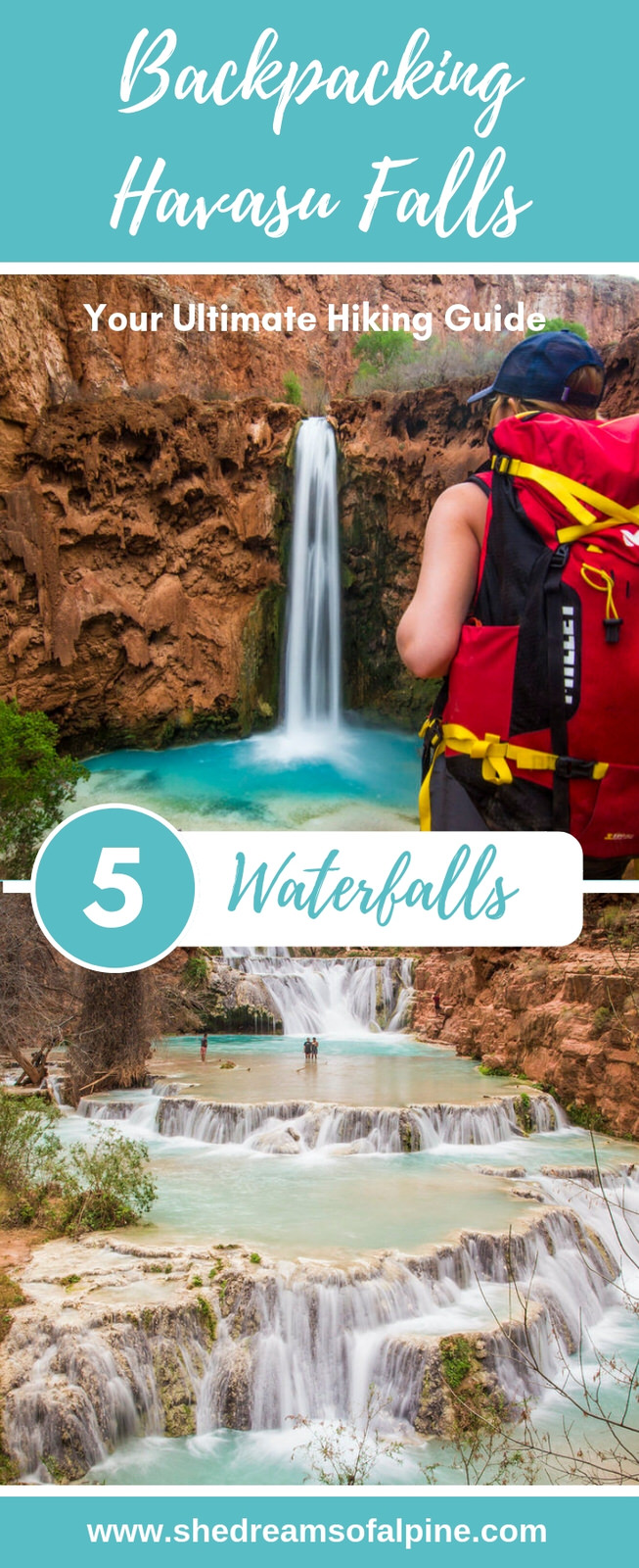 The Ultimate Guide to the Havasu Falls Hike in Arizona