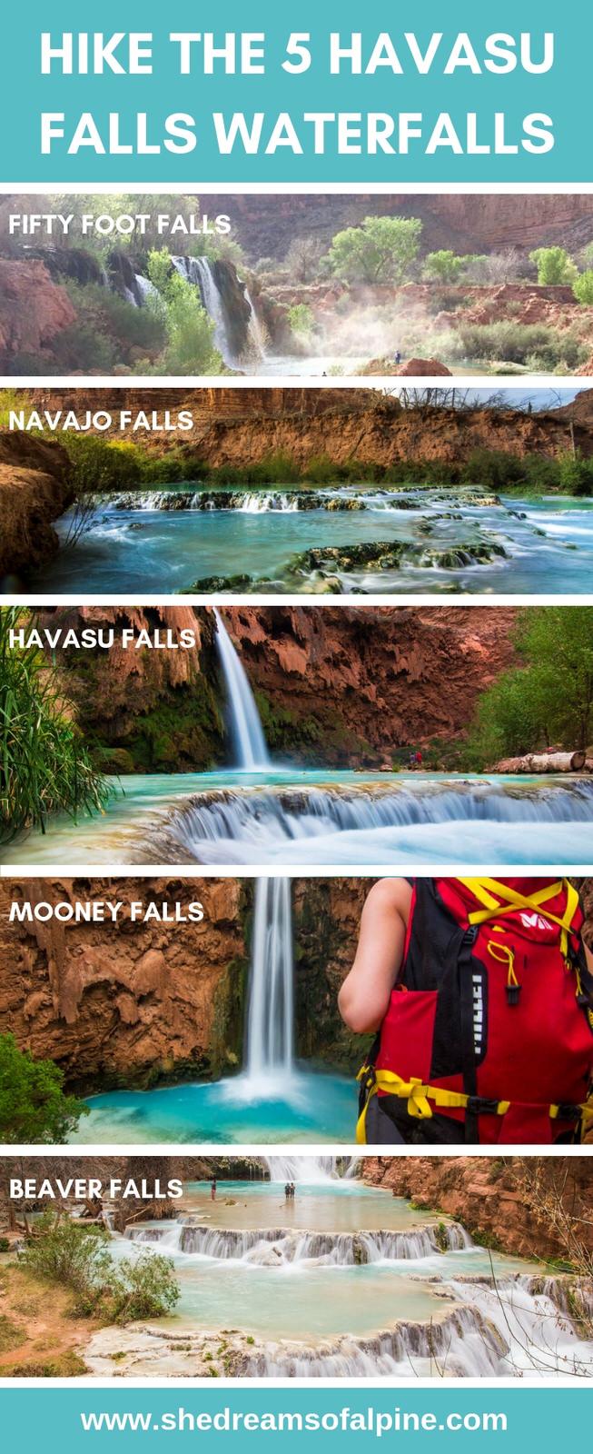The Ultimate Guide to the Havasupai Falls Hike in Arizona