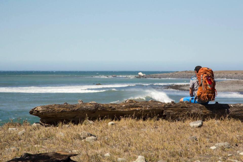 Solitude on the Lost Coast Trail
