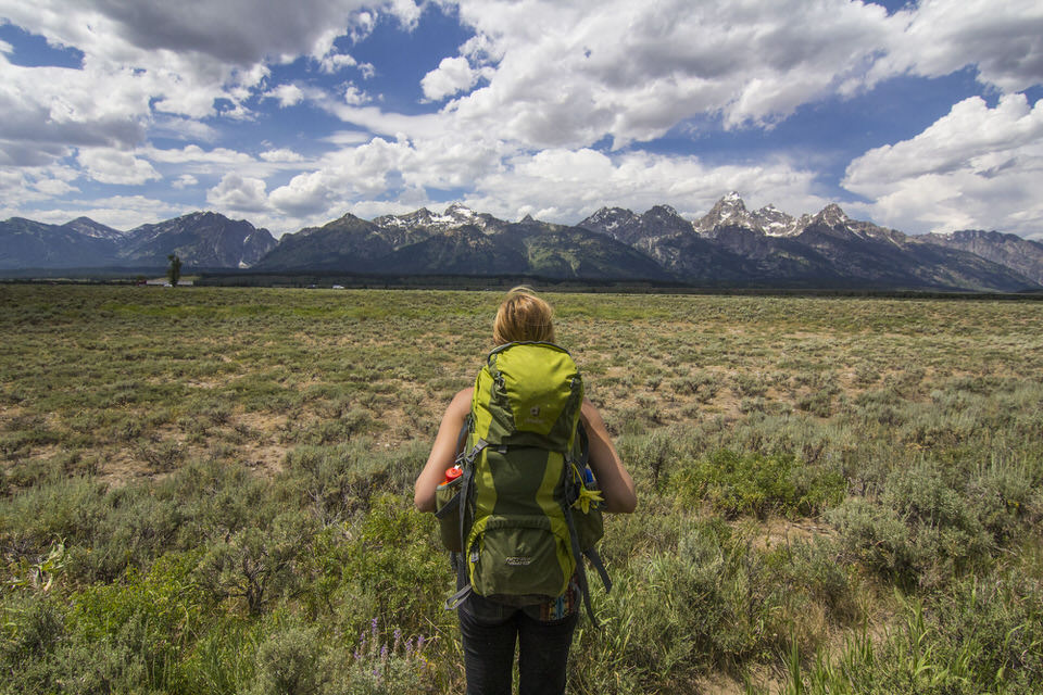 One crucial backpacking safety tip to avoid animal encounters is to always make noise on the trail.