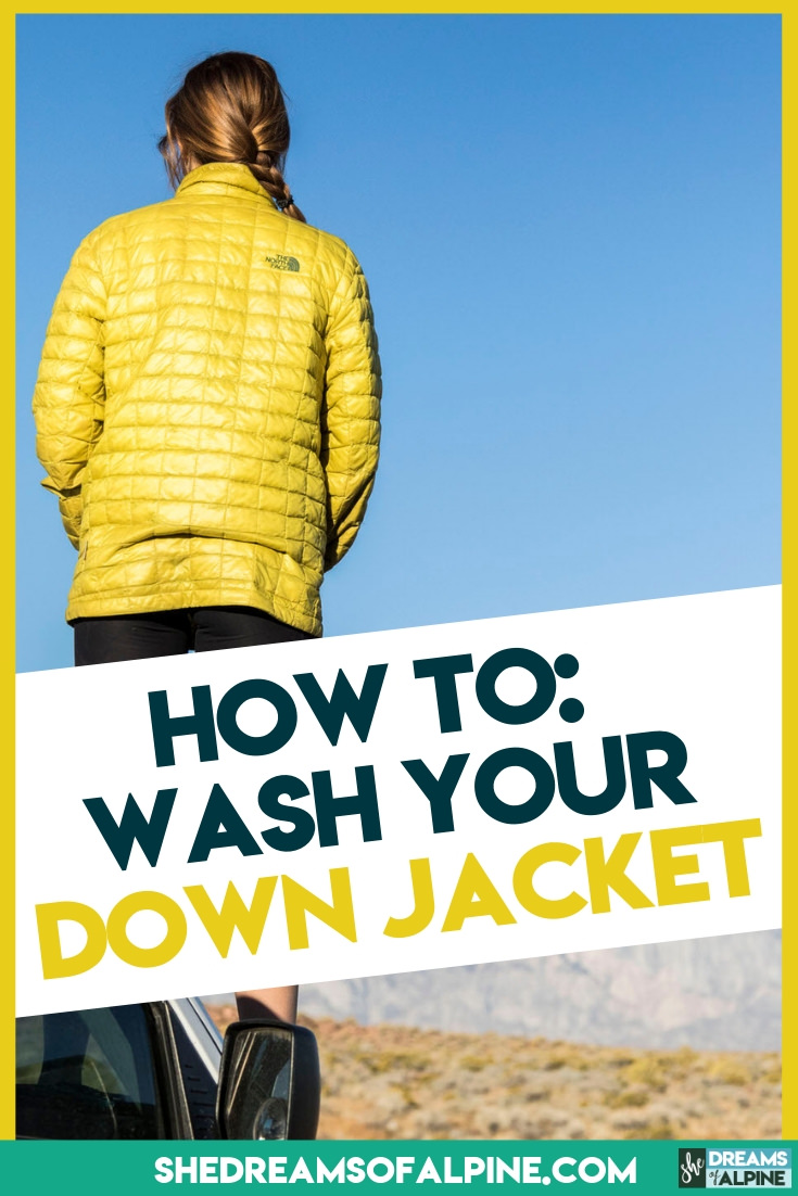 How to Wash a Down Jacket Properly So That You Don't Ruin It!