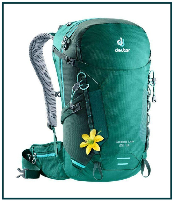 An obvious day hiking essential is your perfect day hiking backpack!