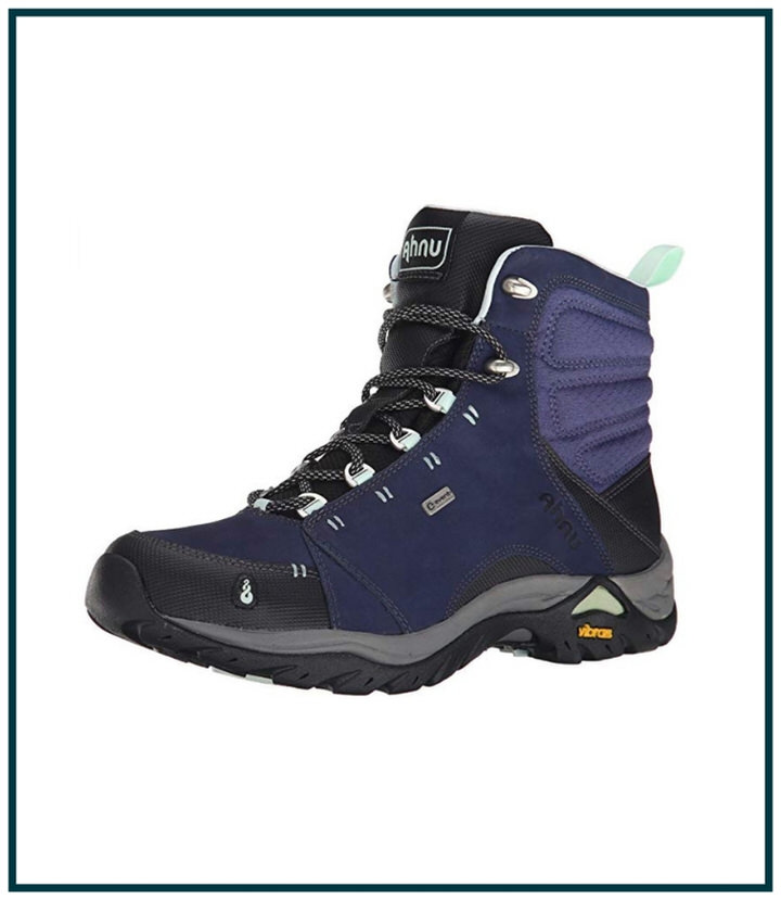 Choose the hiking boots that work best for you and your feet!