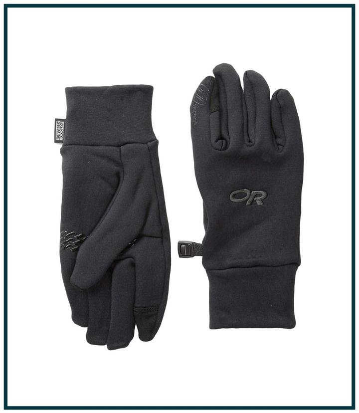 Gloves are one of those things to take hiking if you expect the weather to be particularly cold.