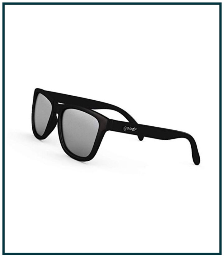Basic Hiking gear also includes a good pair of sunglasses!