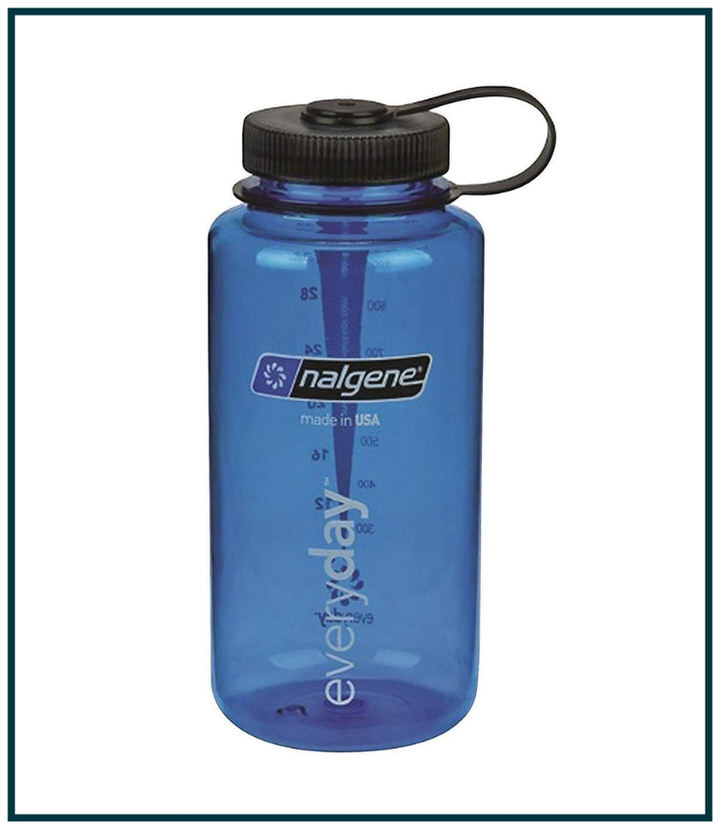 Obviously make sure to bring a water bottle on your day hike!