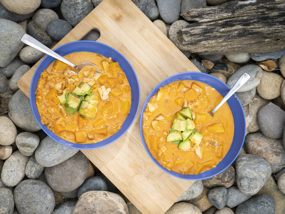 All 9 of these dinners are easy camping recipes for 2 people, but also easily doubled for more!
