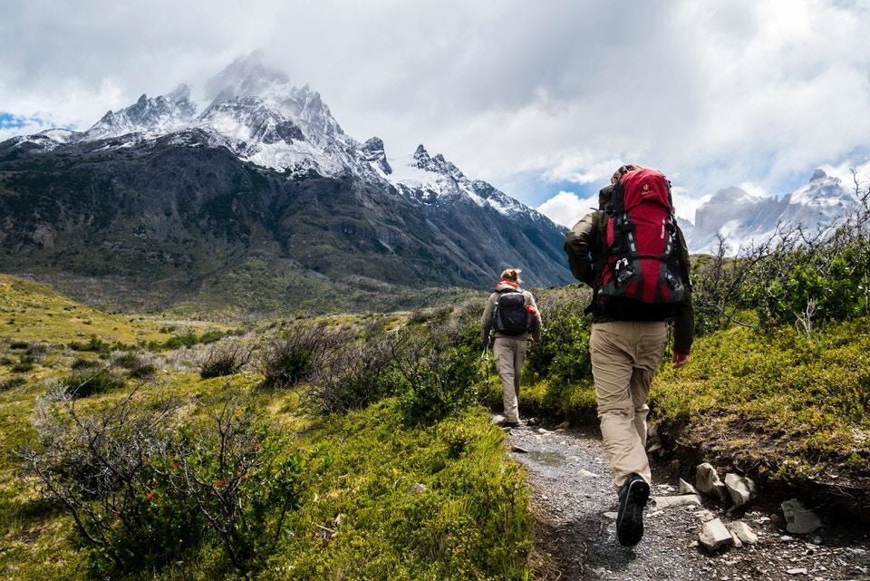 Hiking the W-Trek in Patagonia