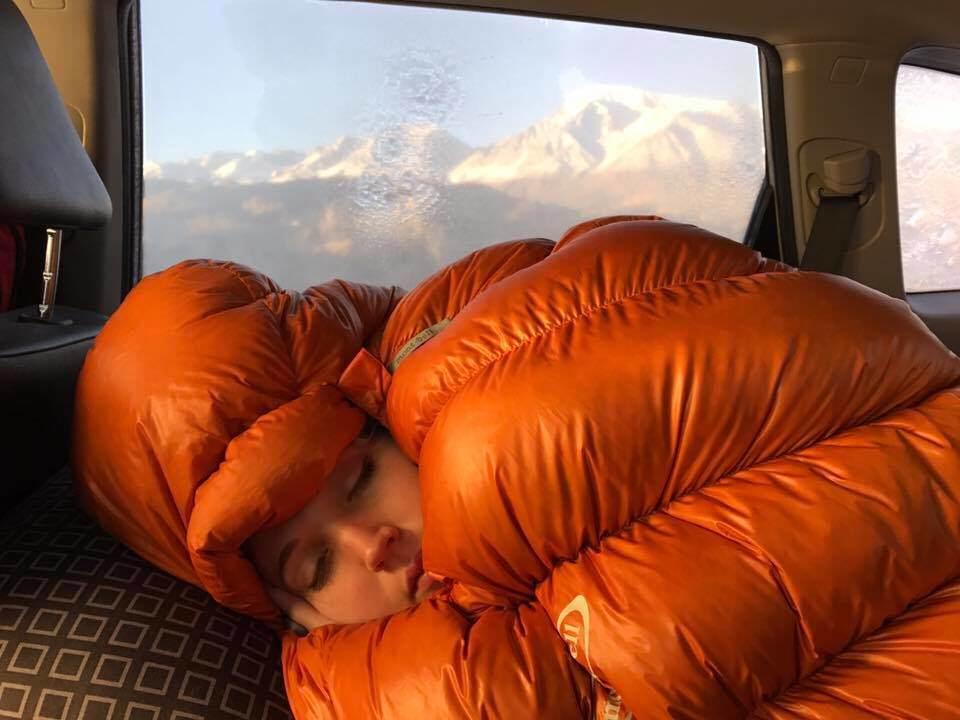 Sleep Cozy on cold winter nights