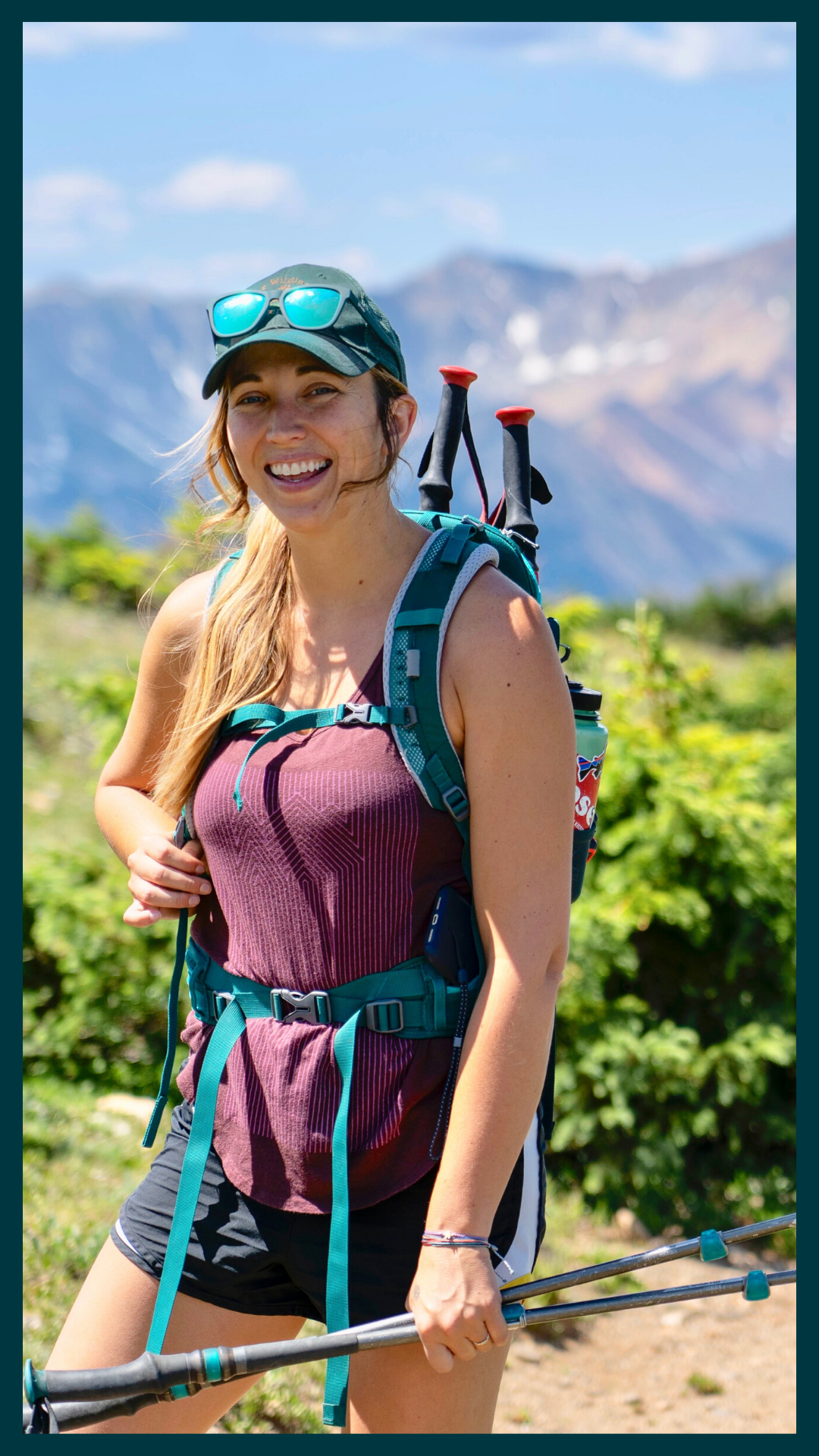 Hey there! I'm Allison - I'm an outdoor backpacking coach for women who are ready to kick their crippling fears to the curb, and step into a newer, more confident, self-sufficient, & strong identity through backpacking outdoors.I personally believe that learning the skill of outdoor backpacking will have a ripple affect of confidence into the rest of your life.And soon, there will be no adventure too big or to grand for you. You'll have the skills, mental training, and strength to take on all of your biggest dreams.Ready to get started?.Click below to be the first to know when my one-of-a-kind backpacking program re-opens for enrollment (January 2020)!