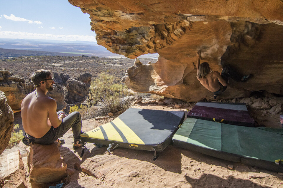 Any of these bouldering items will make great gifts for your rock-climbing loving friends.