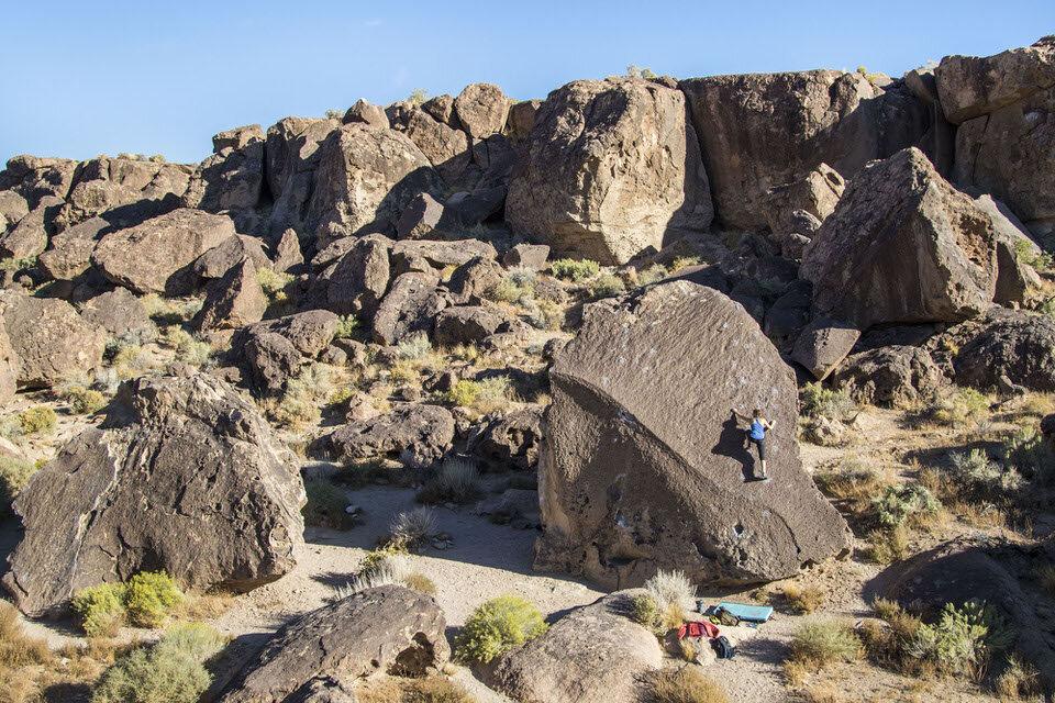 Gym climbing helps you prep for outdoor climbing.