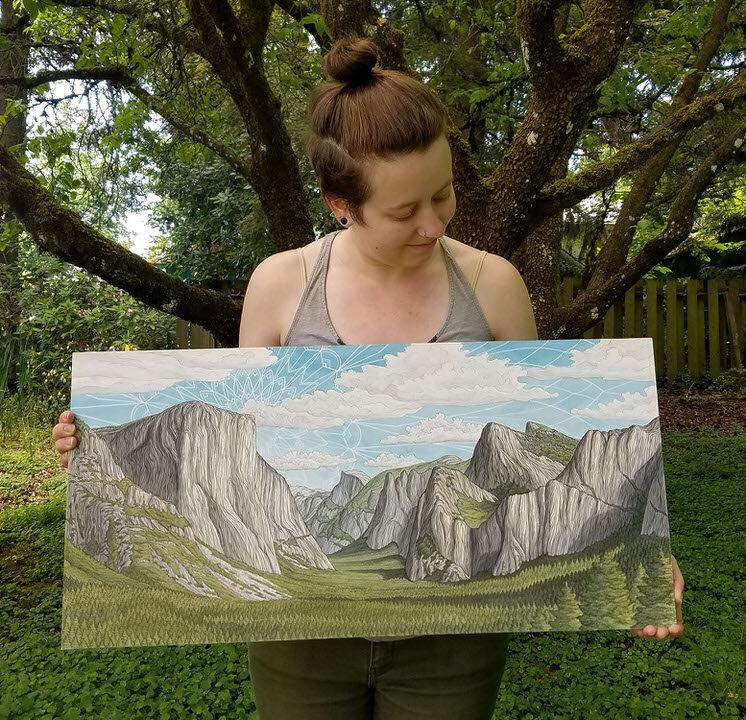 Creator/Maker: Lizzy Dalton Art