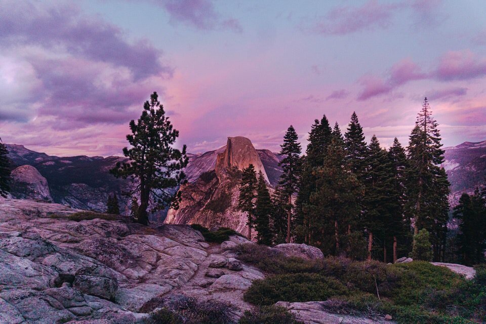 Getting a permit to hike half dome is 100% worth the hassle.
