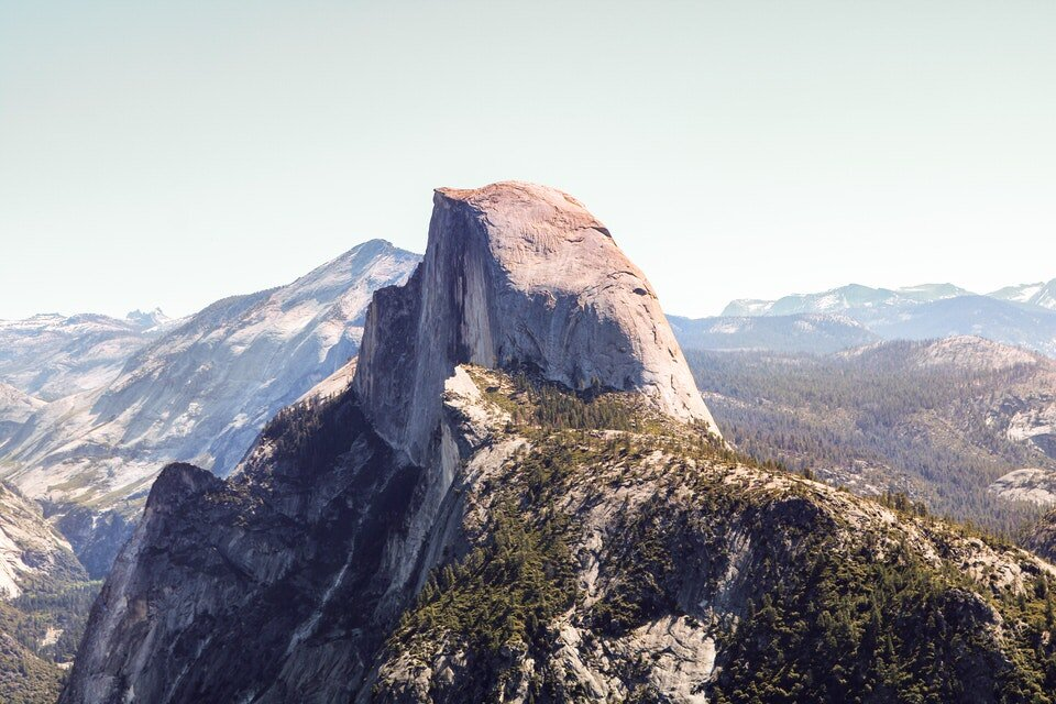 Half Dome hike is one of the most popular hikes in Yosemite, and therefore requires a hiking permit.