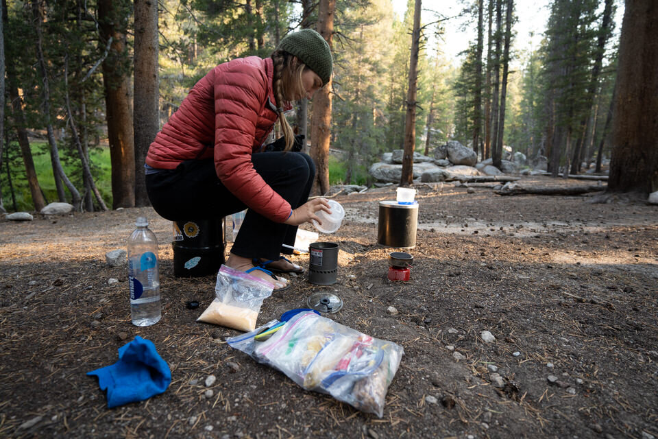 Find a unique gift to give to the woman in your life who loves to camp.