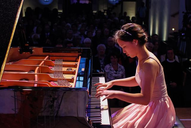 John Perry Klaviersommer in Cochem,2014