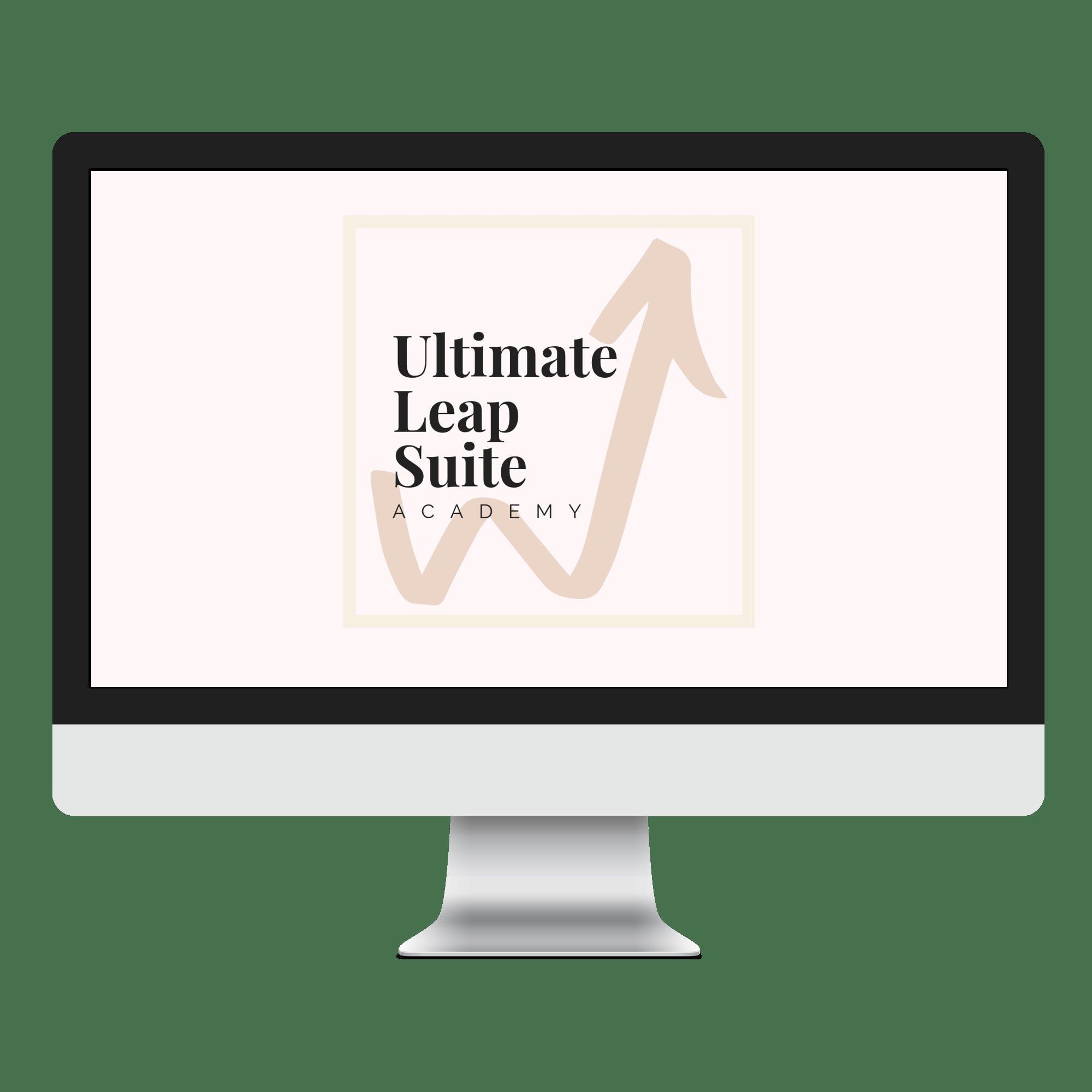 Ultimate Leap Suite Academy Logo