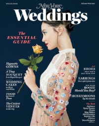 As seen in New York Weddings Magazine Fall 2016/Winter 2017 issue