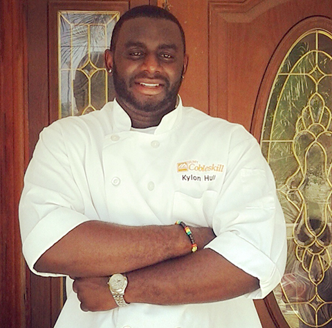 Kylon Hull, Chef