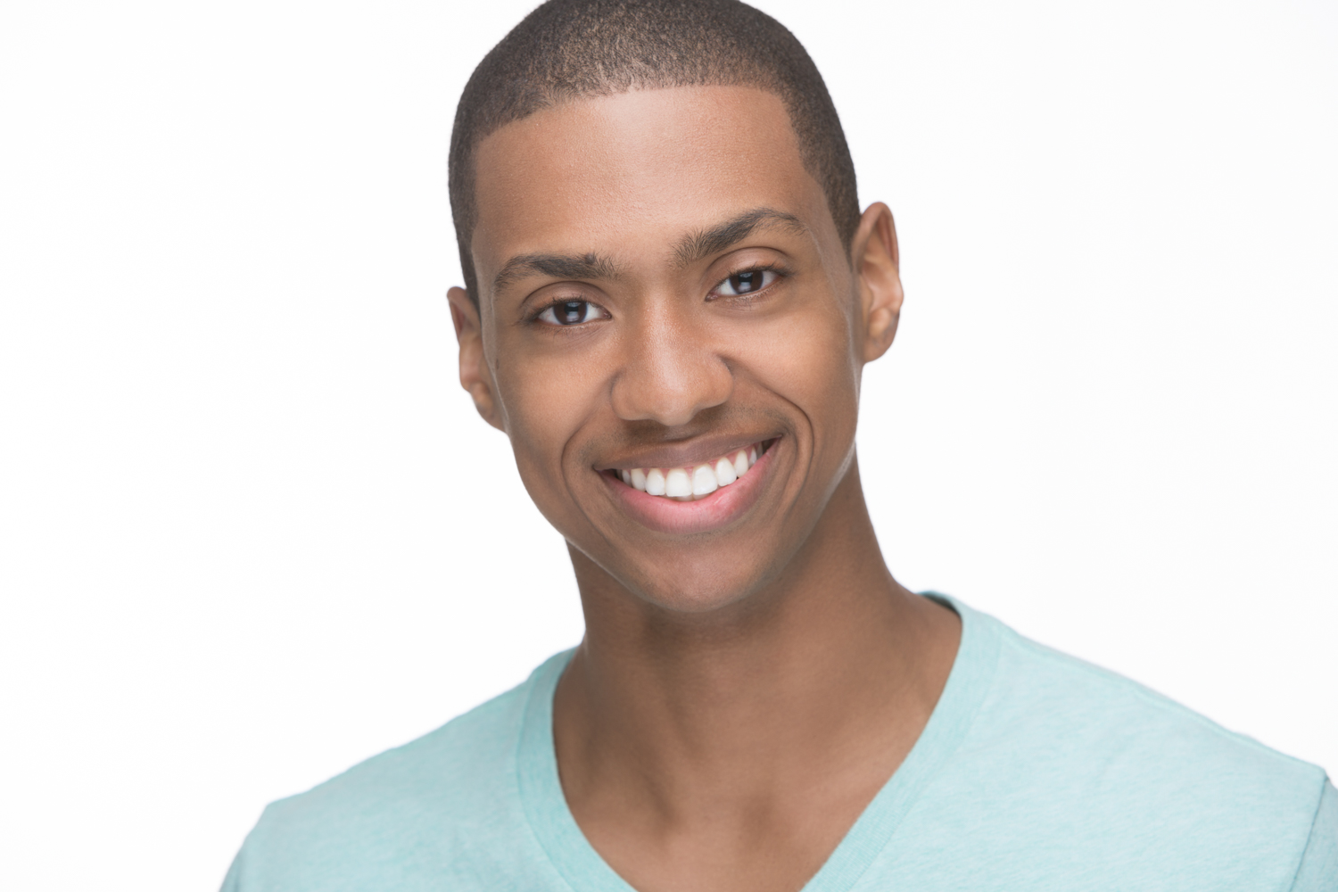 Arrington Foster Actor Model by Lamonte G Photography Headshots Baltimore