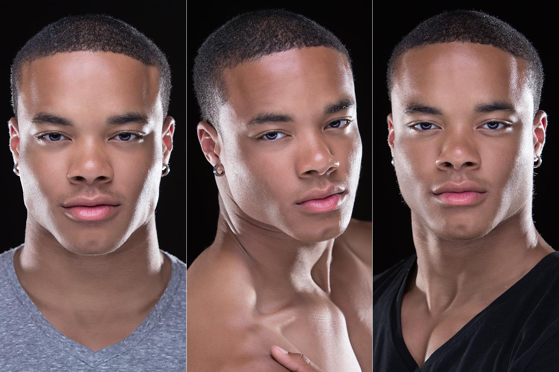 Kyree Actor Model by Lamonte G Photography Headshots Orlando Florida