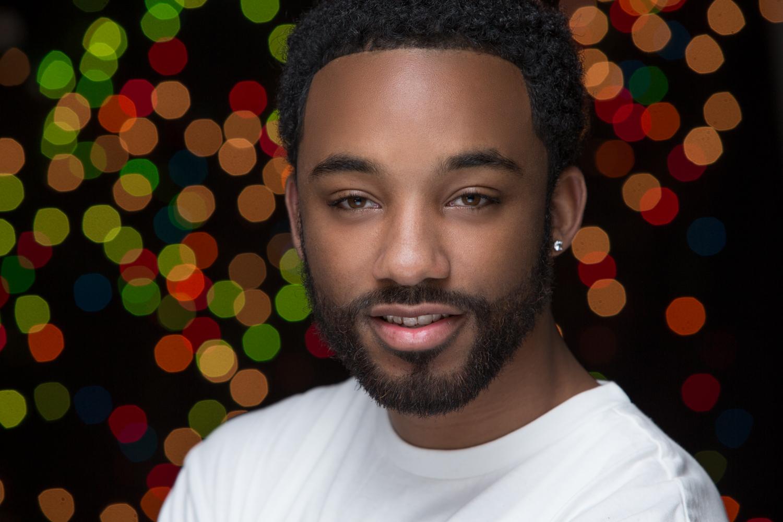 Ryan Actor Model by Lamonte G Photography Headshots Orlando, Florida