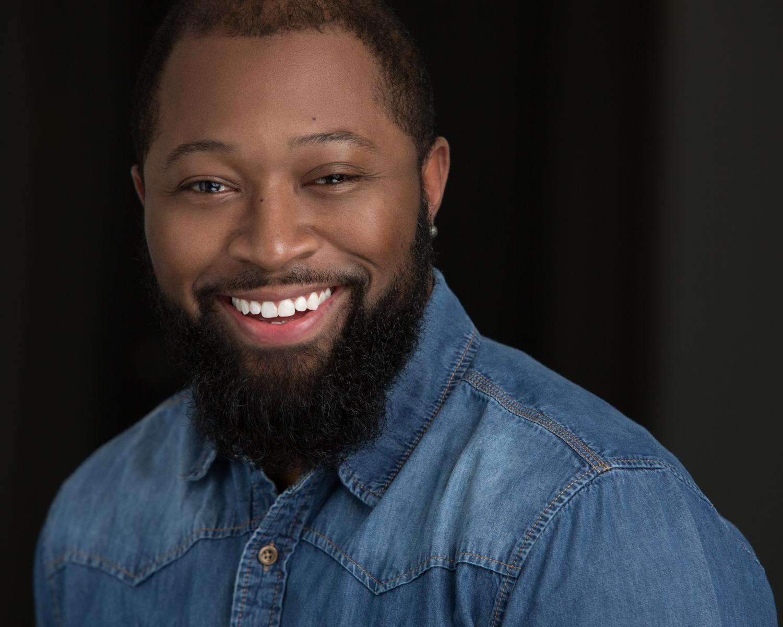 Taron Actor Headshot by Lamonte G Photography Orlando Headshot Photographer