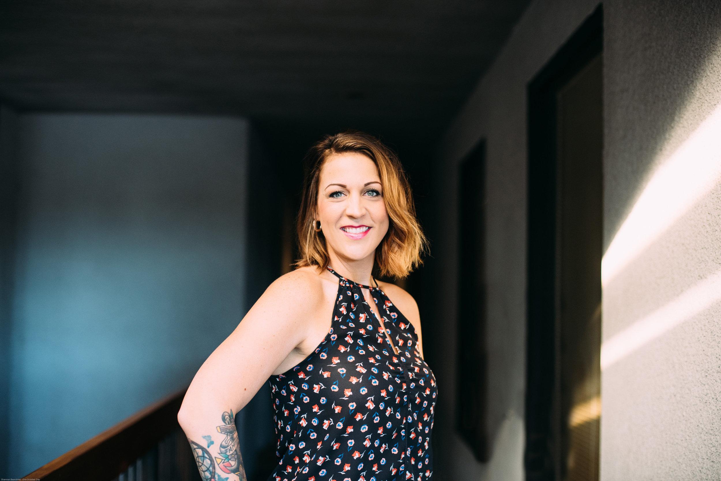 Megyn Garcia, Hair Professional