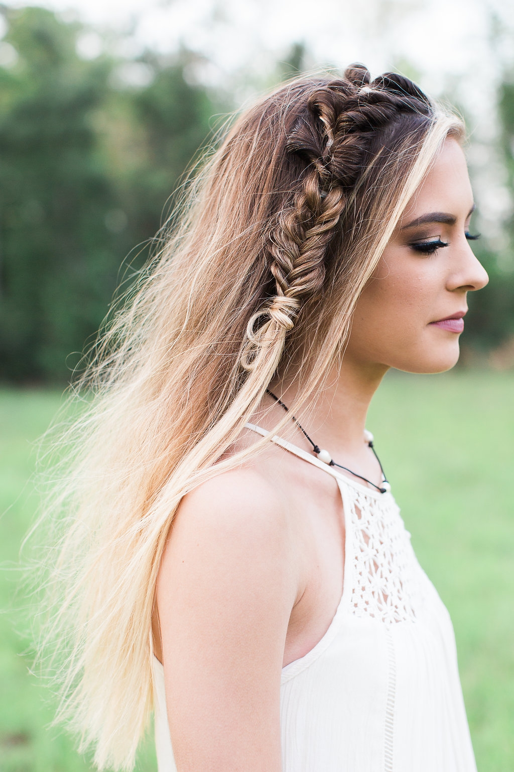 Photo by: Summer Days Photography  Hair by: Kate Johnston for LeSugar Salon