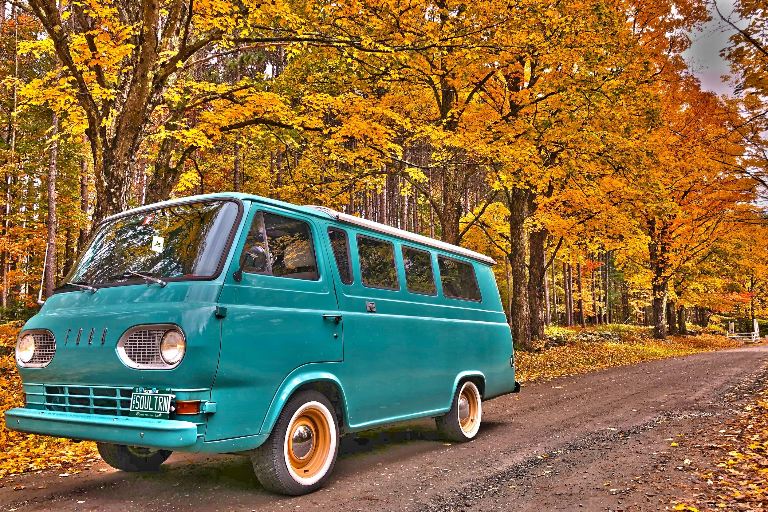 1967 Ford Travel Wagon - This extremely rare party animal has a spacious interior for large groups and all-around fun times!