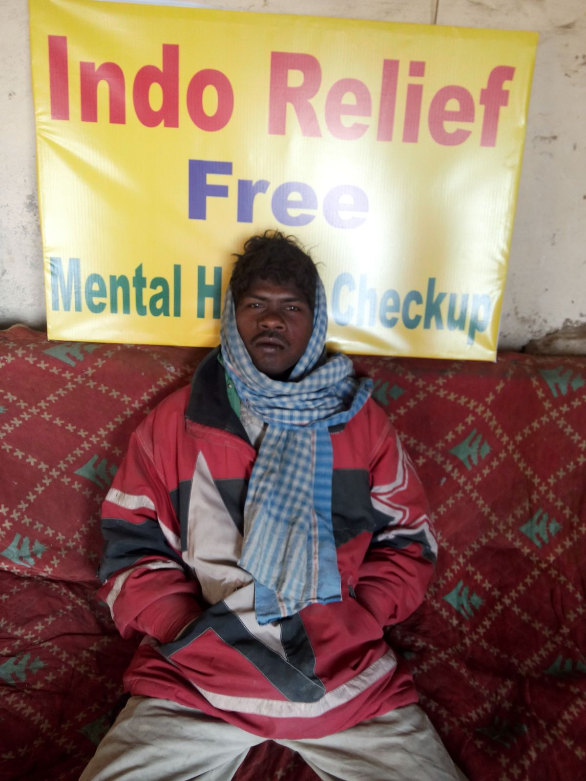 This is Sameer. His brother died one year ago from untreated tuberculosis. He says that he has had many emotional outbursts since then. He wants grief counseling.