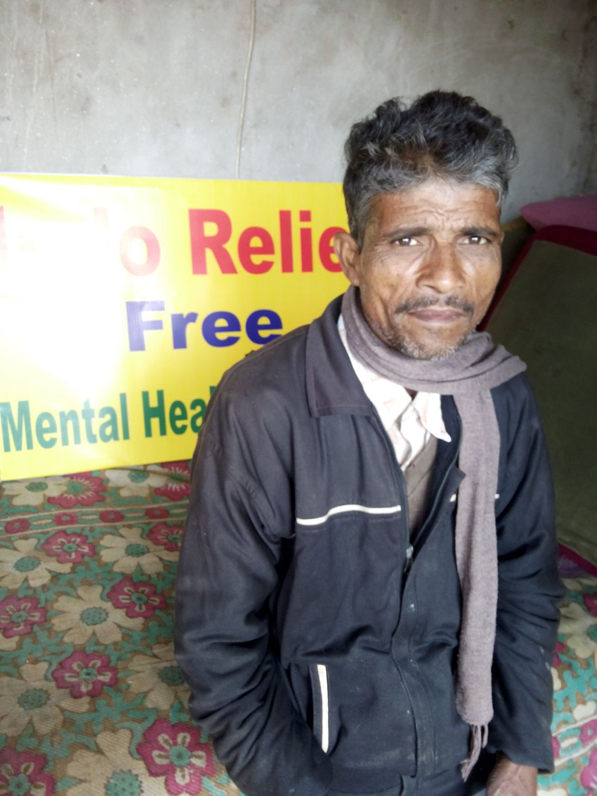 Meet Dayakar. His brother died a few months ago from a traffic accident. He tells us that he cannot sleep. He says that he cannot focus on work. He wants to learn more about grief counseling.