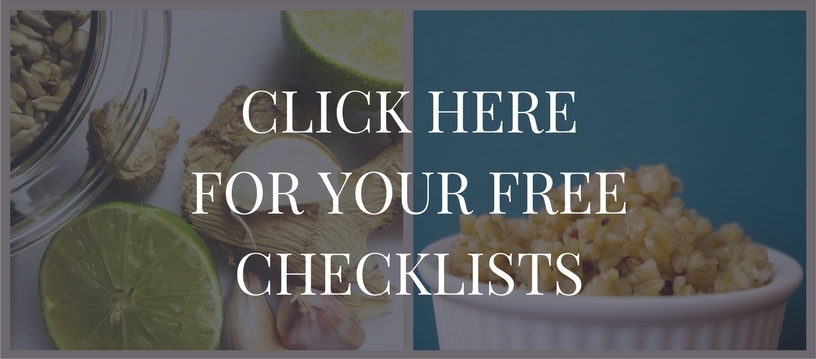 Highbrow subscribers - get your pantry checklist here
