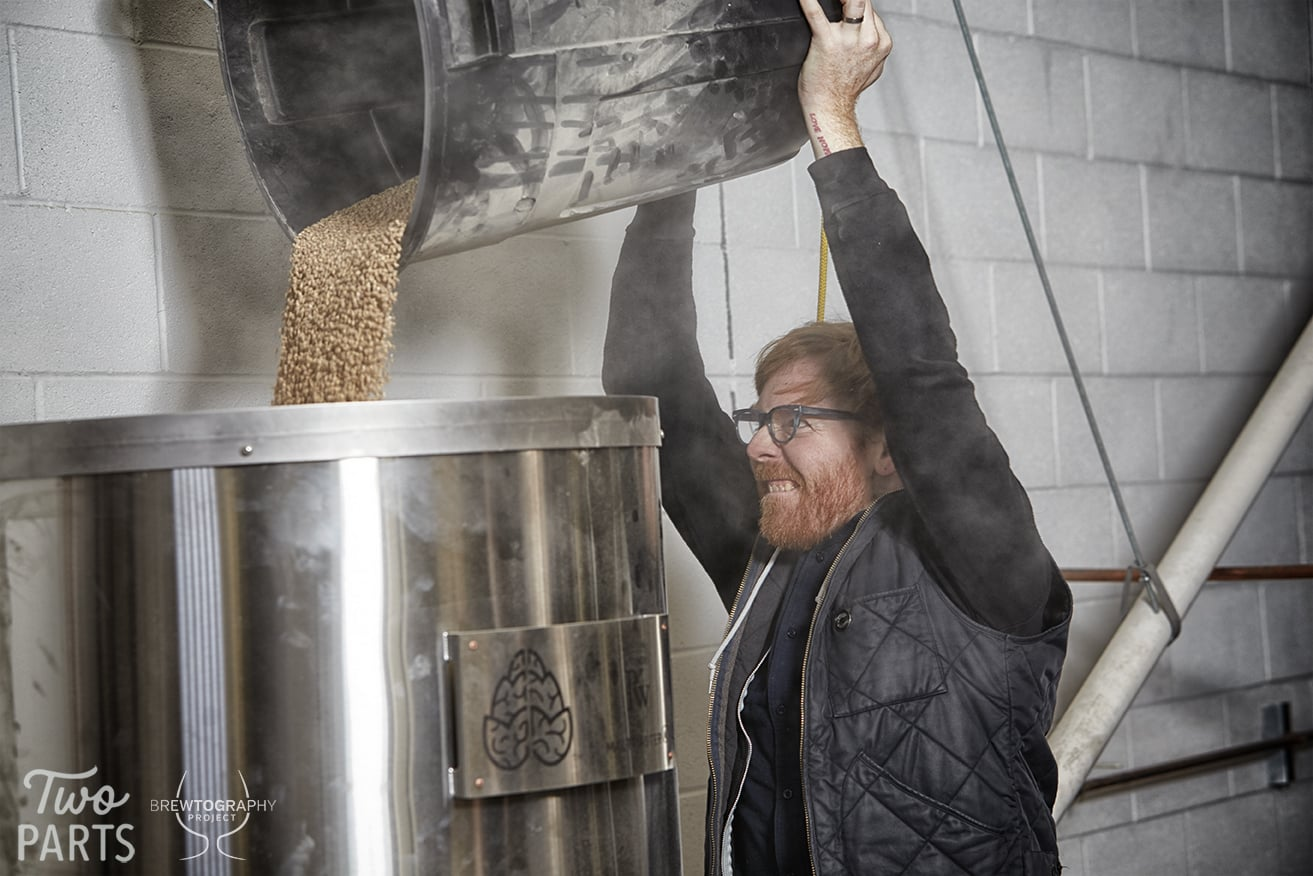 OMF is inspired to brew mixed culture funky beers and Cerebral is on the hunt for the perfect IPA. Will it blend?!