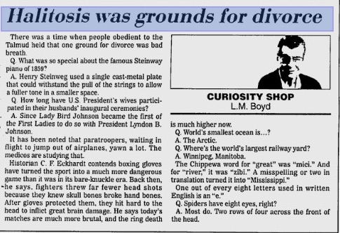The Victoria Advocate  , October 14, 2000.