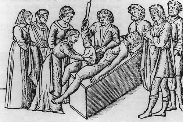 Suetonius' Lives of the Twelve Caesars , 1506 woodcut.