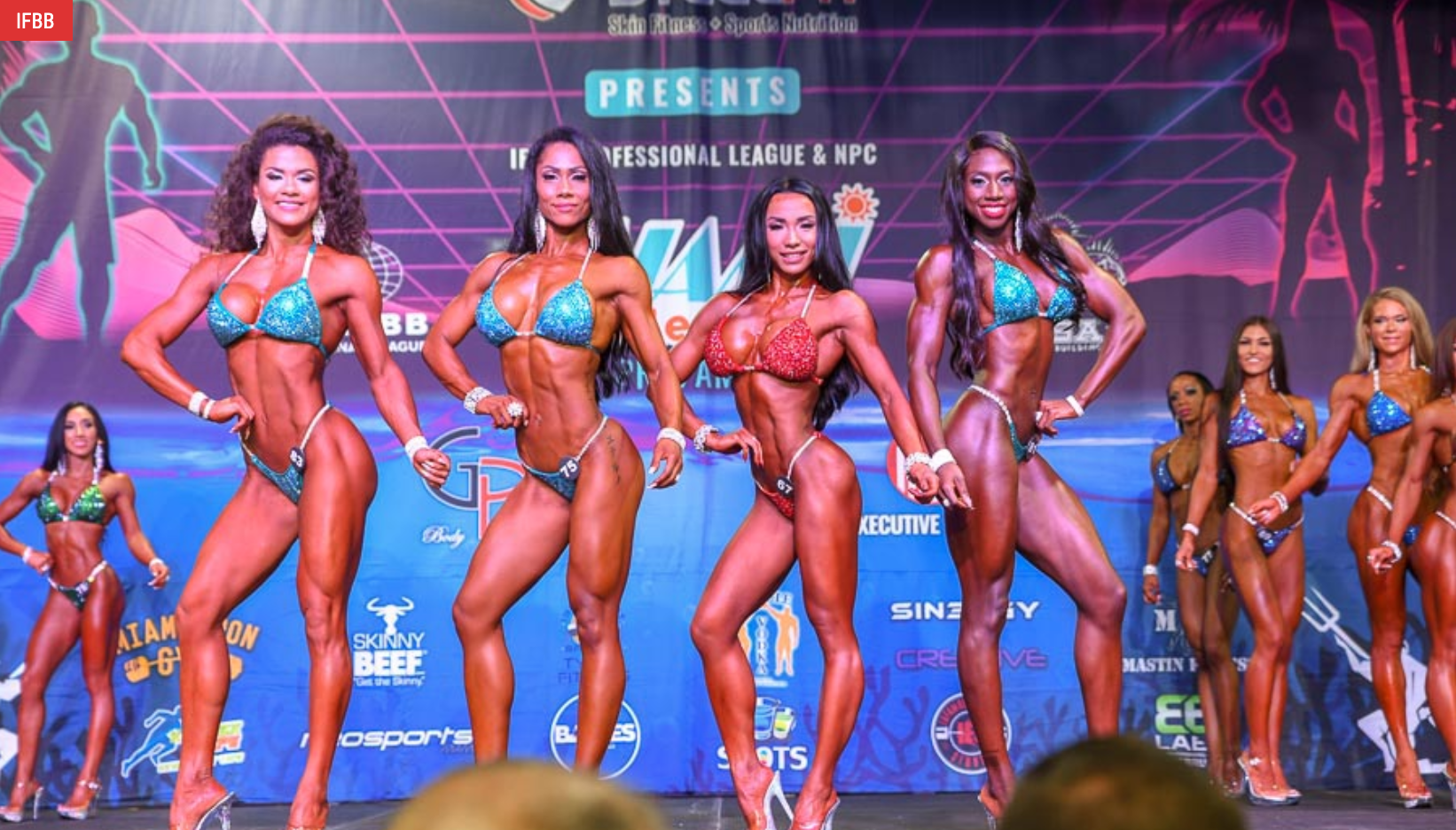 NPC NEWS ONLINE - IFBB MIAMI MUSCLE BEACH PRO PHOTOS & RESULTS