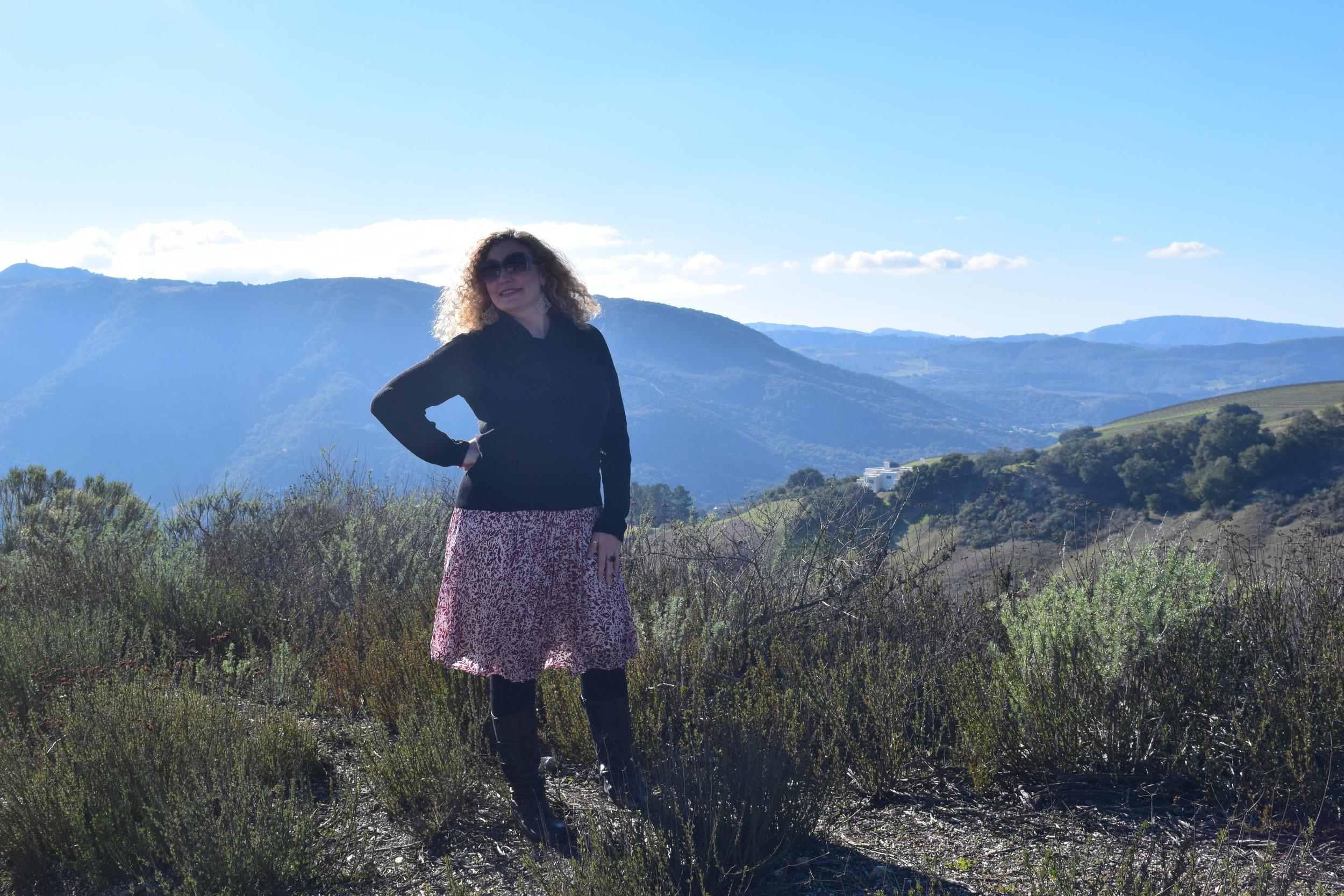 The Carmel Valley. Photo by Gabriel Manzo.